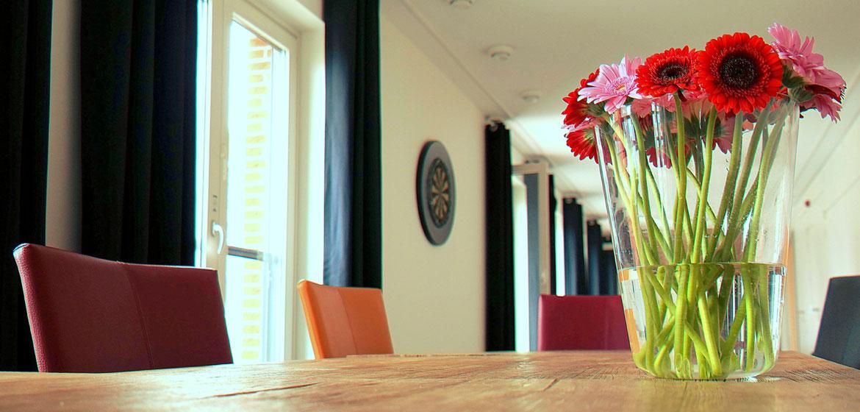 consigli home staging tavolo da pranzo con stile
