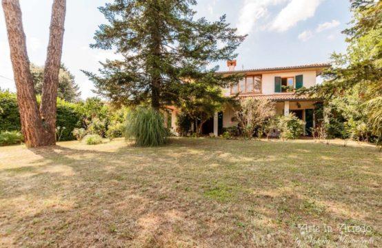 Piangipane – Villa indipendente con giardino – Ravenna